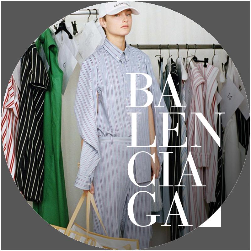 Todas las exclusivas piezas de Balenciaga de la temporada Spring Summer 2017. Consigue bolsos y complementos Bazaar