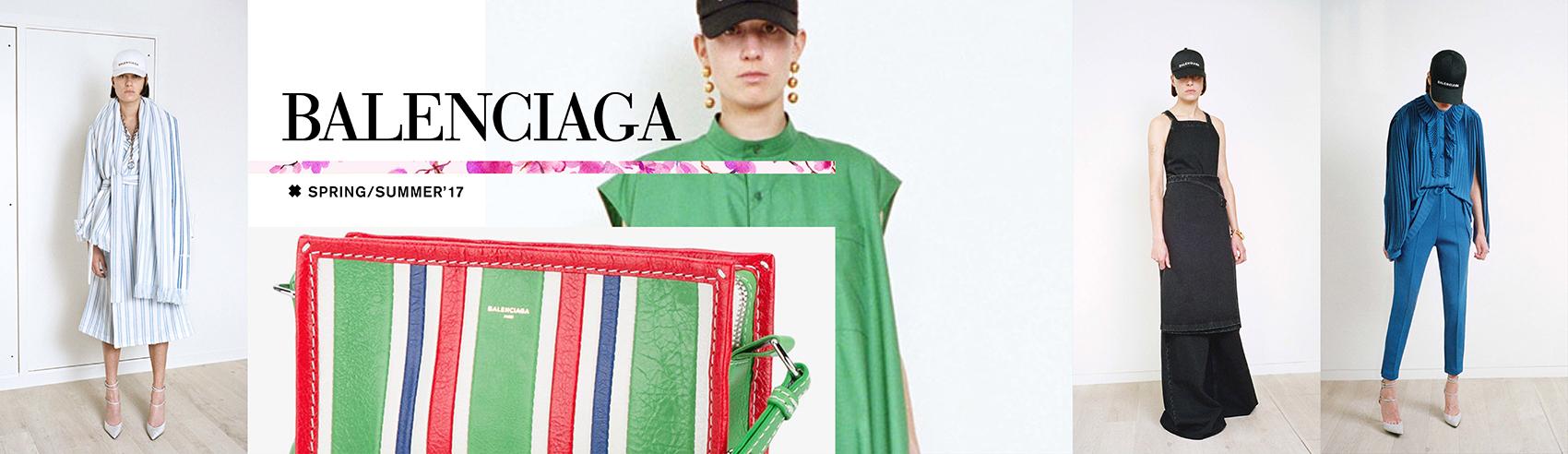 Balenciaga ofrece prendas y complementos con actitud. No te quedes sin tu bazaar o sin tu city