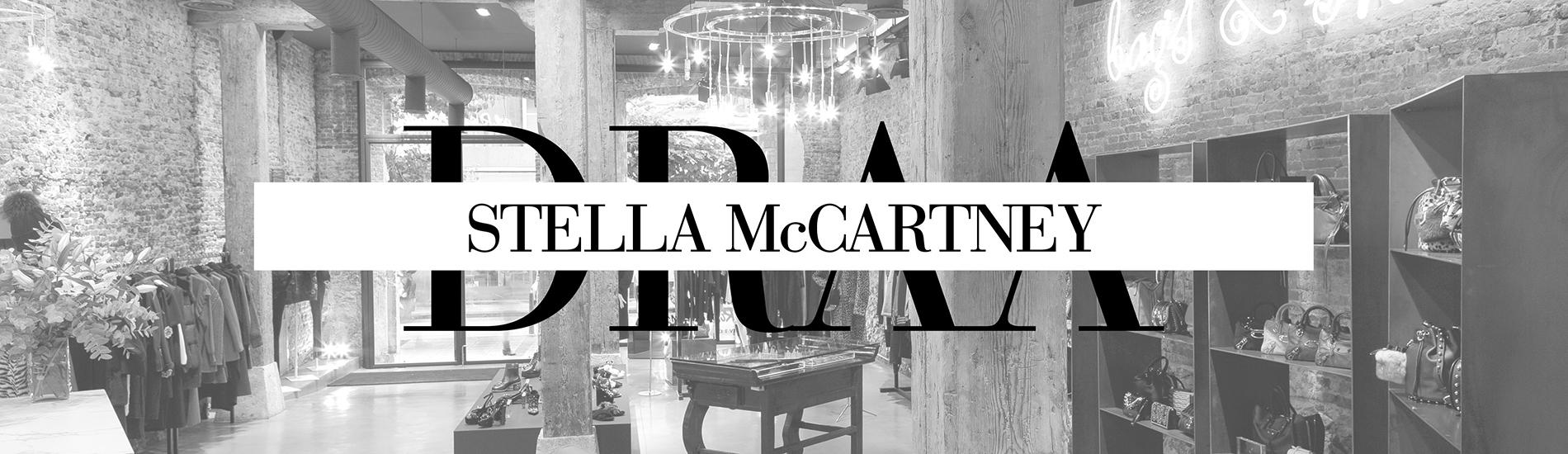 cabecera del rosa al amarillo Stella McCartney