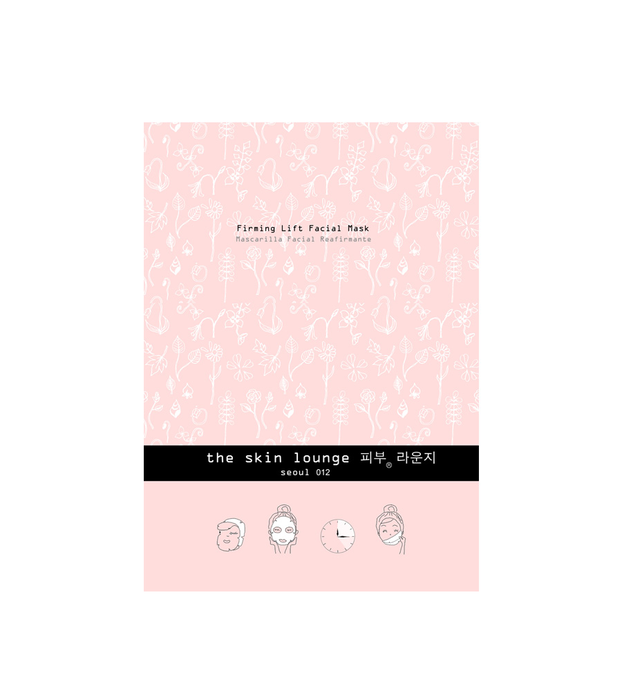 del rosa al amarillo korean cosmetic