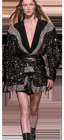 ISABEL MARANT FALL WINTER 2019 DRESS